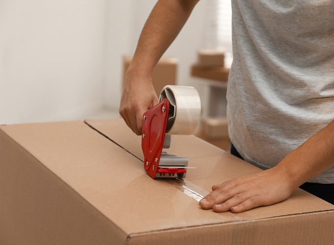 Interstate Removals - Packing Services