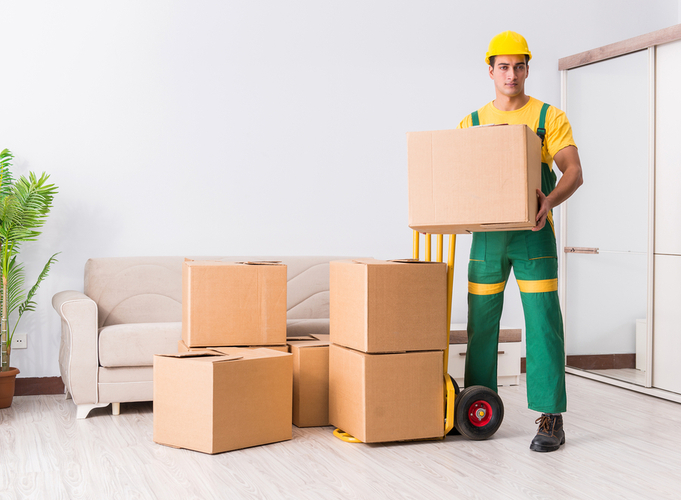 Interstate Removals - Unpacking Services